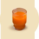 野菜+果実のジュース