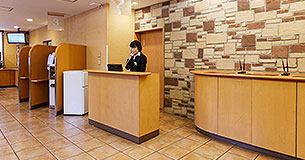 Lobby/Front Desk