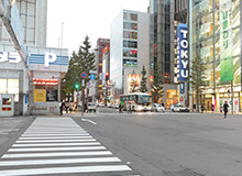 Go to Pachinko Himawari from the ESTA building.