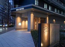 R&B仙台東口酒店就在這裡。