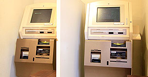 Automatic payment stations